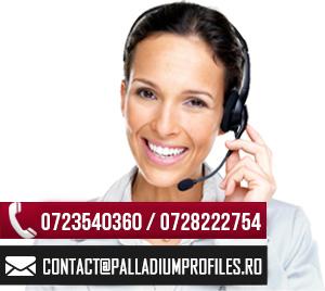 Contact Palladium Profiles